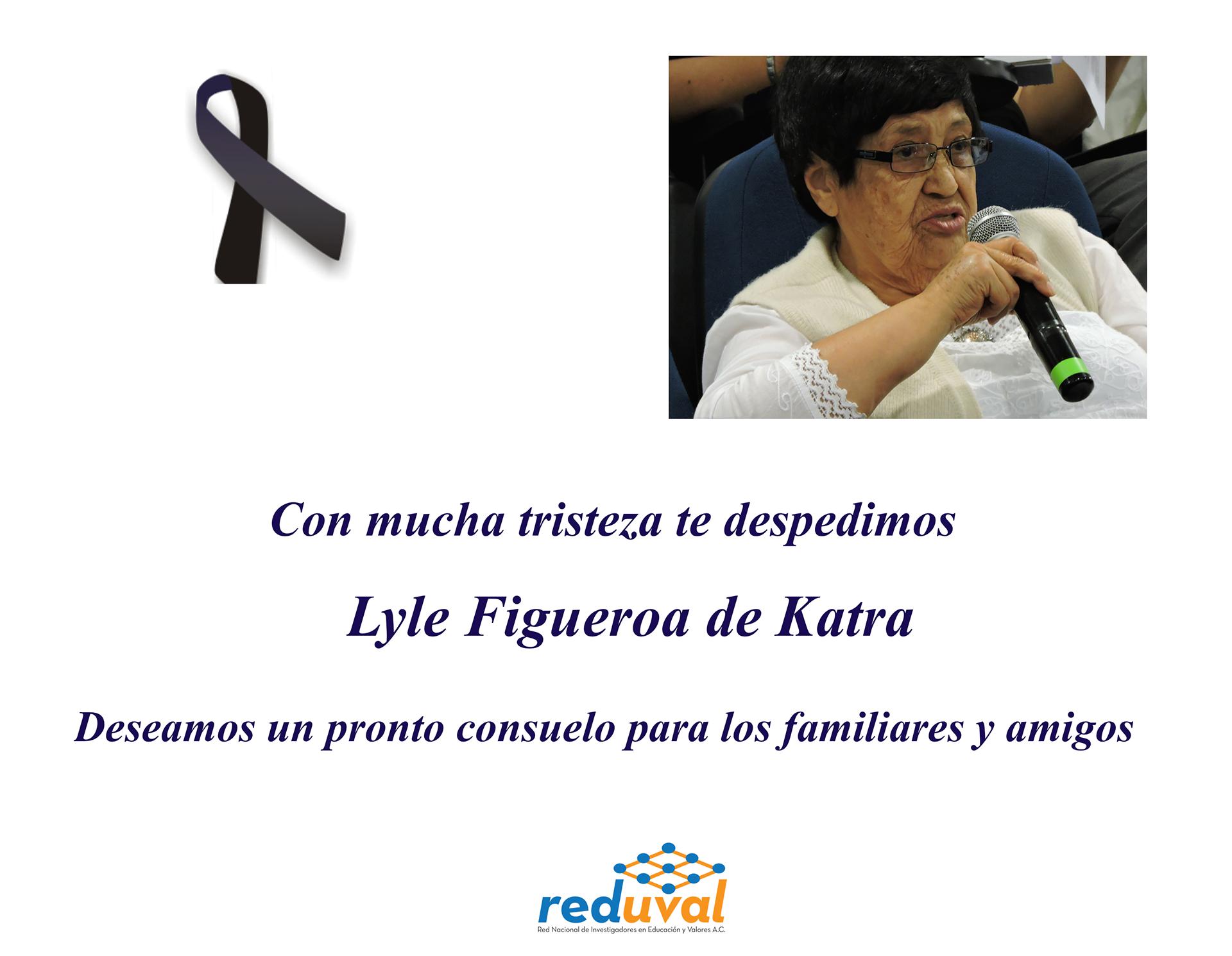 Despedida a Lyle Figueroa