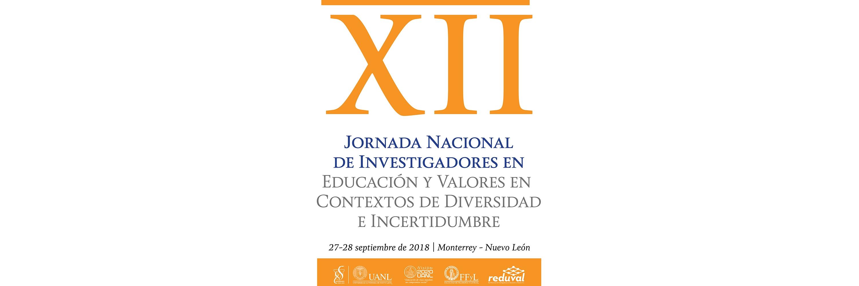 XII Jornada Nacional de Investigadores en Educación y Valores